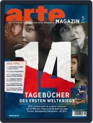 Arte Magazin (Digital) Subscription April 21st, 2014 Issue