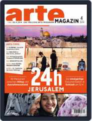 Arte Magazin (Digital) Subscription March 23rd, 2014 Issue