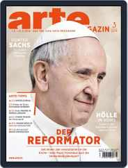 Arte Magazin (Digital) Subscription February 17th, 2014 Issue