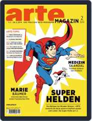 Arte Magazin (Digital) Subscription January 20th, 2014 Issue