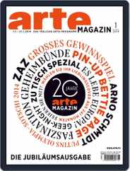 Arte Magazin (Digital) Subscription December 18th, 2013 Issue