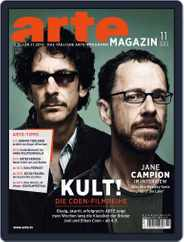 Arte Magazin (Digital) Subscription October 22nd, 2013 Issue