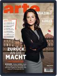 Arte Magazin (Digital) Subscription September 22nd, 2013 Issue