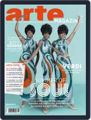 Arte Magazin (Digital) Subscription June 19th, 2013 Issue