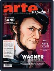 Arte Magazin (Digital) Subscription April 22nd, 2013 Issue