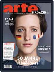 Arte Magazin (Digital) Subscription December 18th, 2012 Issue