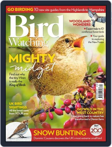 Bird Watching December 1st, 2019 Digital Back Issue Cover