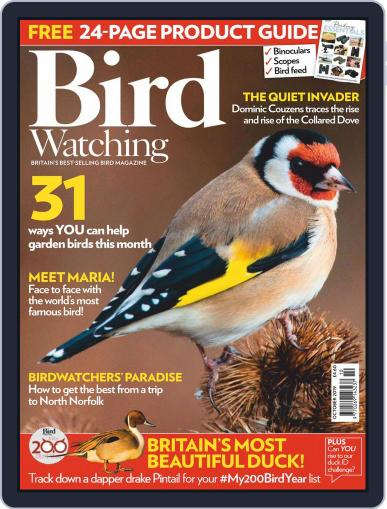 Bird Watching (Digital) October 1st, 2019 Issue Cover