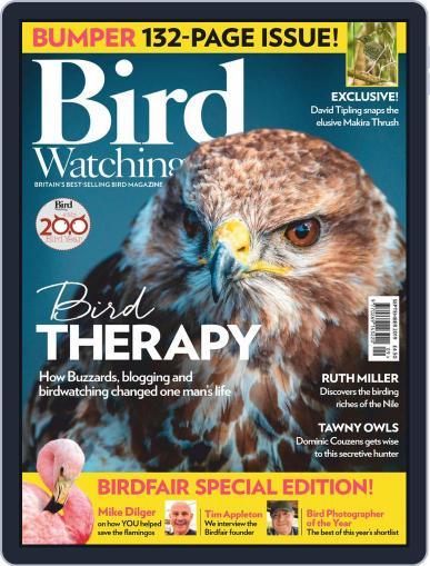Bird Watching (Digital) September 1st, 2019 Issue Cover