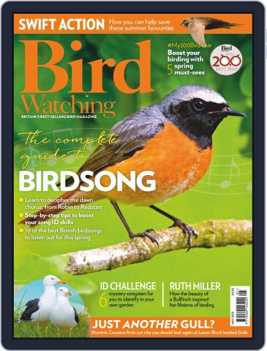 Bird Watching (Digital) May 1st, 2019 Issue Cover