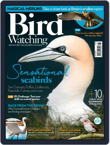 Bird Watching (Digital) June 1st, 2018 Issue Cover