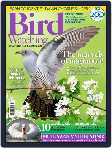 Bird Watching April 1st, 2018 Digital Back Issue Cover