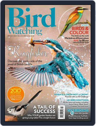Bird Watching (Digital) September 15th, 2017 Issue Cover