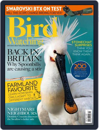 Bird Watching July 1st, 2017 Digital Back Issue Cover
