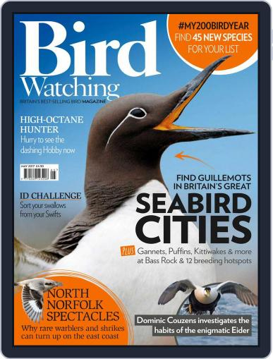 Bird Watching May 1st, 2017 Digital Back Issue Cover