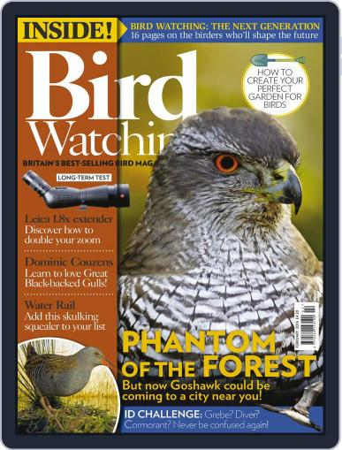 Bird Watching (Digital) February 1st, 2016 Issue Cover
