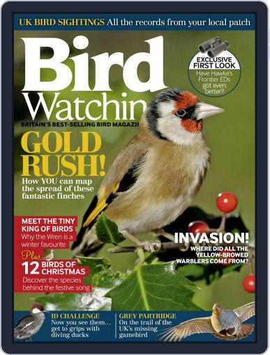 Bird Watching (Digital) November 24th, 2015 Issue Cover