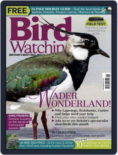 Bird Watching November 1st, 2015 Digital Back Issue Cover
