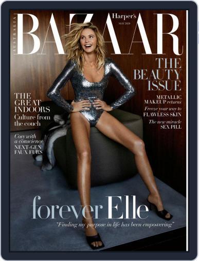 Harper's Bazaar Australia (Digital) May 1st, 2020 Issue Cover