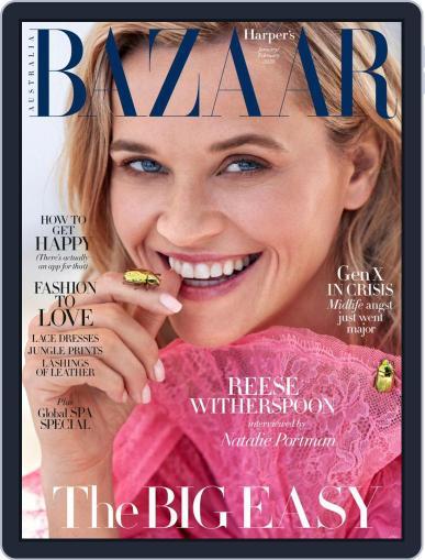 Harper's Bazaar Australia (Digital) January 1st, 2020 Issue Cover