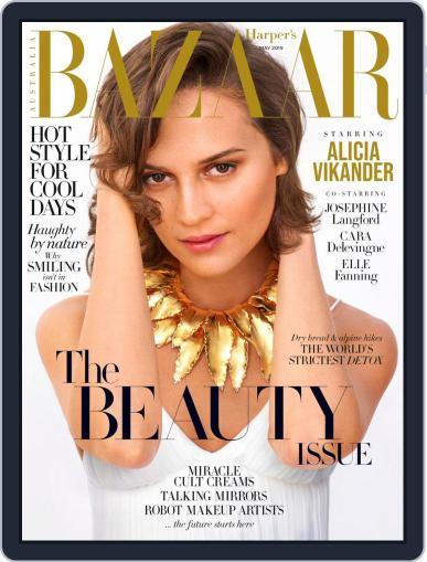 Harper's Bazaar Australia (Digital) May 1st, 2019 Issue Cover