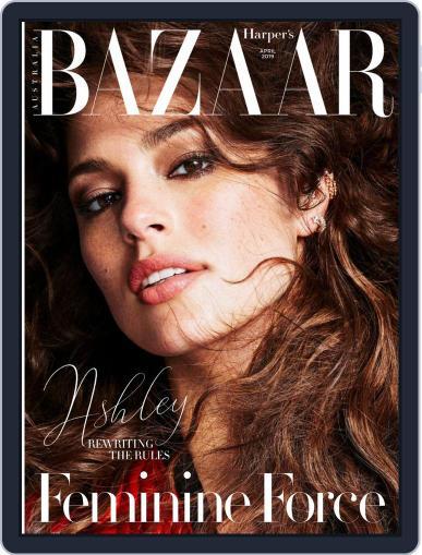Harper's Bazaar Australia (Digital) April 1st, 2019 Issue Cover