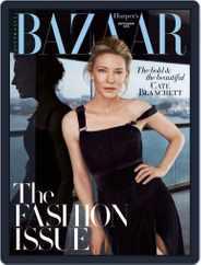 Harper's Bazaar Australia (Digital) Subscription September 1st, 2018 Issue
