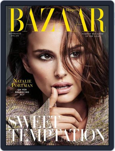 Harper's Bazaar Australia March 13th, 2016 Digital Back Issue Cover