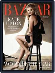 Harper's Bazaar Australia (Digital) Subscription November 9th, 2015 Issue