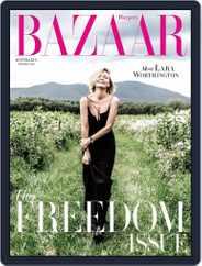 Harper's Bazaar Australia (Digital) Subscription October 31st, 2015 Issue