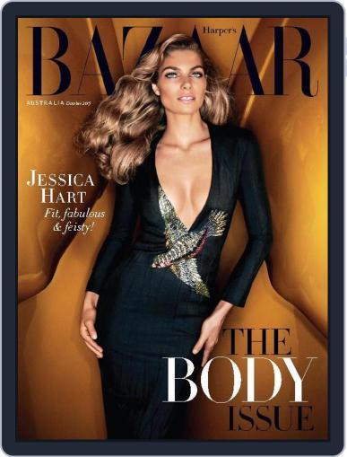 Harper's Bazaar Australia (Digital) September 30th, 2015 Issue Cover