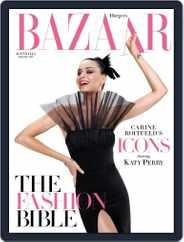 Harper's Bazaar Australia (Digital) Subscription September 1st, 2015 Issue