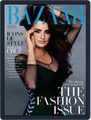 Harper's Bazaar Australia (Digital) Subscription August 31st, 2014 Issue