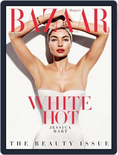 Harper's Bazaar Australia May 11th, 2014 Digital Back Issue Cover