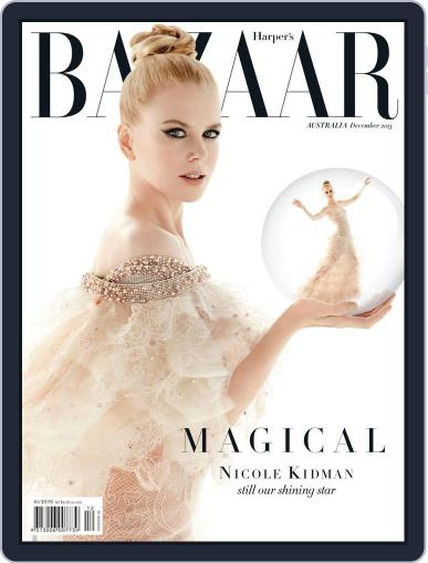 Harper's Bazaar Australia (Digital) November 11th, 2013 Issue Cover