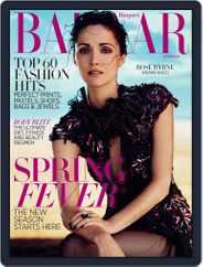 Harper's Bazaar Australia (Digital) Subscription September 9th, 2012 Issue
