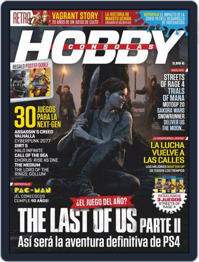 Hobby Consolas (Digital) June 1st, 2020 Issue Cover