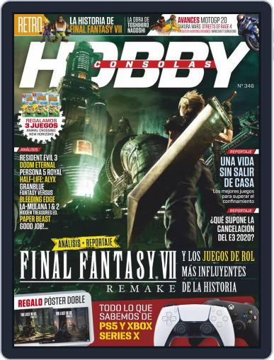 Hobby Consolas (Digital) May 1st, 2020 Issue Cover