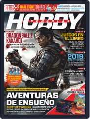 Hobby Consolas (Digital) Subscription February 1st, 2020 Issue