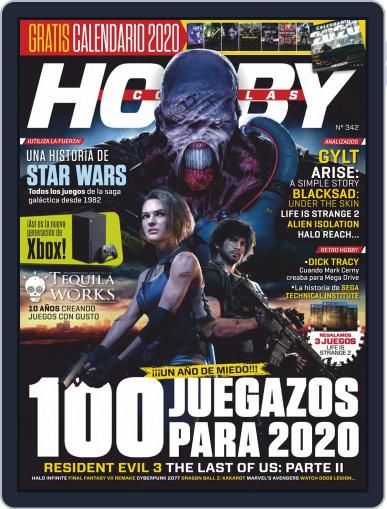 Hobby Consolas January 1st, 2020 Digital Back Issue Cover