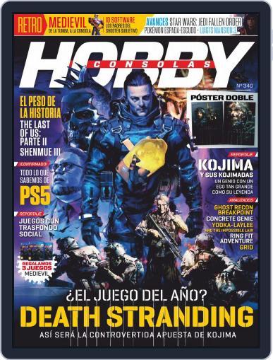Hobby Consolas November 1st, 2019 Digital Back Issue Cover