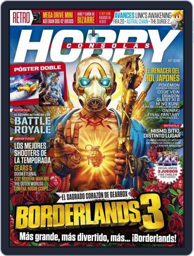 Hobby Consolas (Digital) September 1st, 2019 Issue Cover