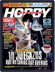 Hobby Consolas (Digital) Subscription June 1st, 2019 Issue