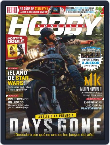 Hobby Consolas (Digital) May 1st, 2019 Issue Cover