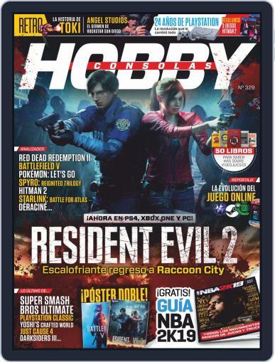 Hobby Consolas (Digital) December 1st, 2018 Issue Cover