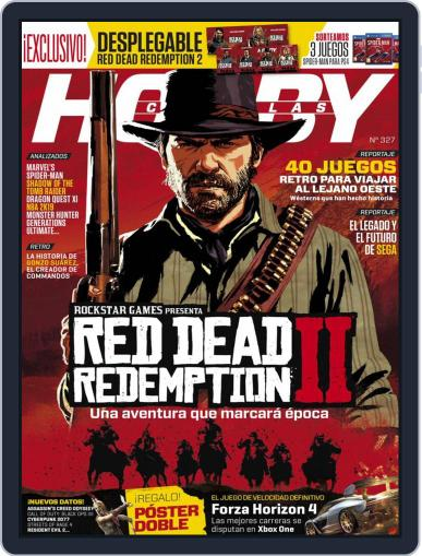 Hobby Consolas (Digital) October 1st, 2018 Issue Cover