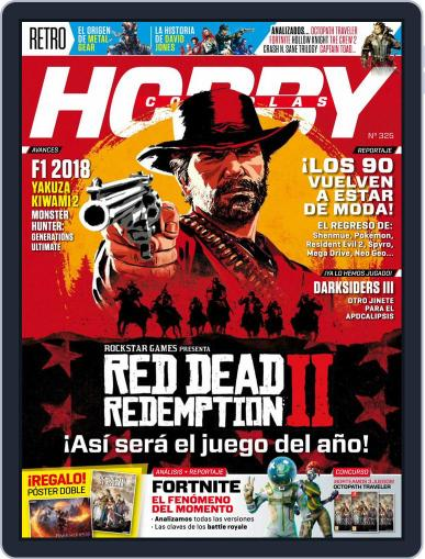 Hobby Consolas (Digital) August 1st, 2018 Issue Cover