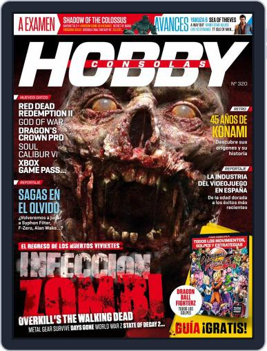 Hobby Consolas (Digital) March 1st, 2018 Issue Cover