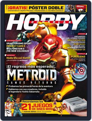 Hobby Consolas (Digital) September 1st, 2017 Issue Cover