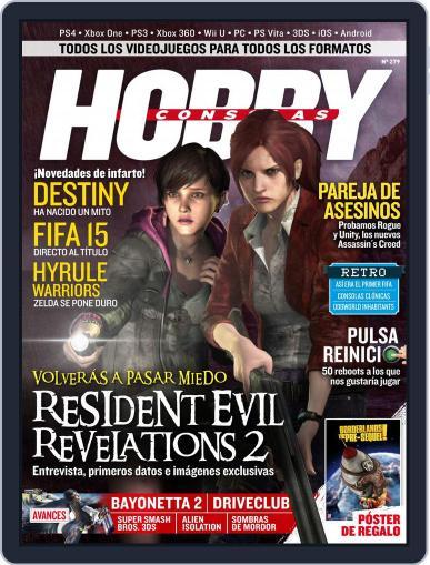 Hobby Consolas (Digital) September 22nd, 2014 Issue Cover